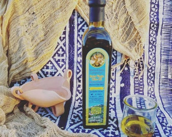 Wild Harvested Extra Virgin Greek Olive Oil