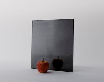 Custom Grey mirror swatch by Mirror Coop