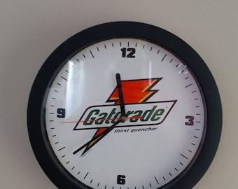 "Gatorade 12"" wall clock"