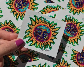 Sublime Sun STICKER
