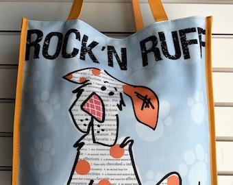 Dog Tote Bag,Dog,Dogs,Dog Lover,Animal Lover,Pet Lover,Reusable,Eco Friendly Bag