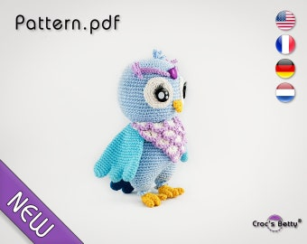 Pattern - Youpi the Owl