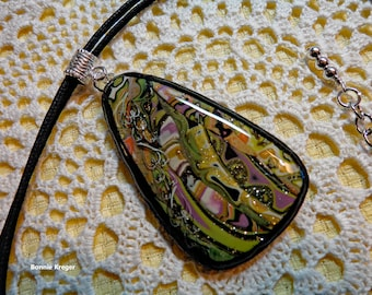 Wild and One of a Kind Pendant - Necklace - Valentine's Day Sale