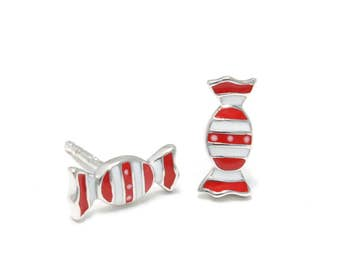 Candy earrings 925 sterling silver