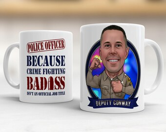 Police Officer Gifts for Brother, Gift for Police Officer, Gift for Police Officer Husband, Gift for Police Academy Graduation