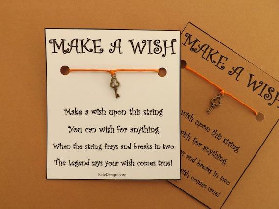 BT Key to the Door Wish Bracelet (code BCB1)