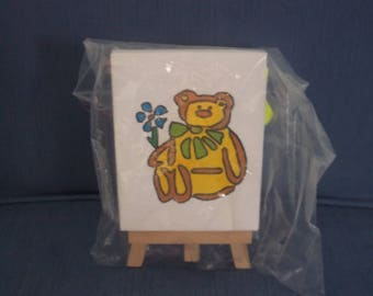 small easels pictures