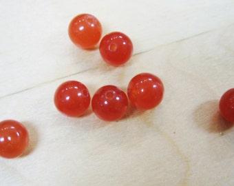 6mm Stone Beads (12pcs)