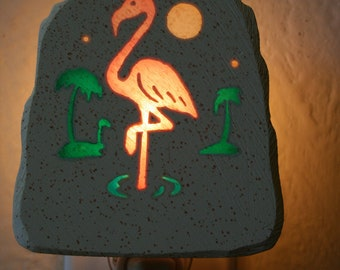 Flamingo Night Light  4553
