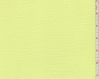 Citrus Yellow Gauze, Fabric By The Yard
