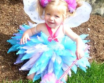 Abby Cadabby Tutu Dress, Abby Cadabby Costume, Abby Cadabby Tutu, Fairy Tutu, Fairy Tutu Dress, Fairy Costume,