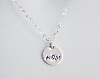Mom charm necklace by I Heart This Jewelry