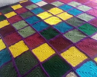 Crocheted Blanket/ Afghan