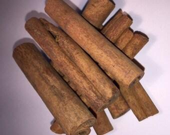100g cinnamon quills (sticks)