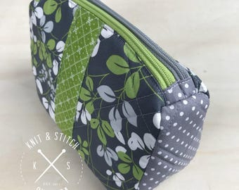 Cosmetic Bag, Toiletry Bag, Make up Bag, Pouch, Clutch