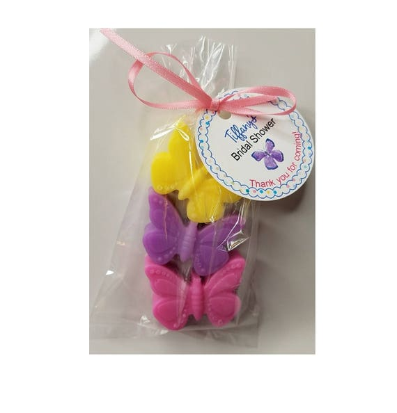 Bridal Shower Favors Butterfly Soap Party Favors For Wedding