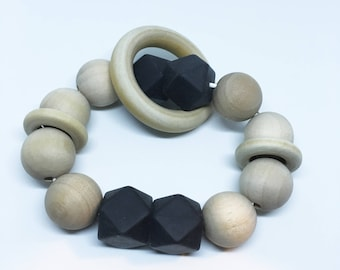 TEETHING Toy - Bracelet ring