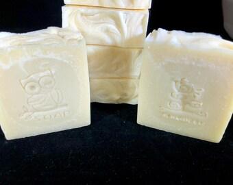 Farm Fresh Goat Milk Cold Process Soap