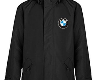 BMW MPowe Winter Jacket r Quilted Polyester Wind and Water Resistant