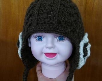 Toddler hat,cute hat,flowers hat,flat ear hat