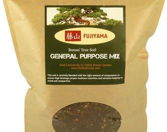 Fujiyama Bonsai Soil - 2 Quart Bag (PM50)