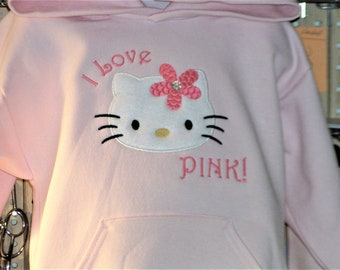 4 Styles Children's Hooded Sweatshirts-See Images