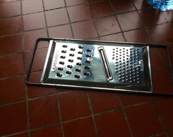 Vintage French housewife cheese grater
