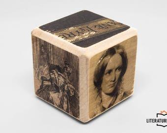 Writer's Block: Charlotte Bronte (Jane Eyre)