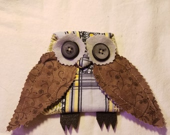 Small give a hoot owl