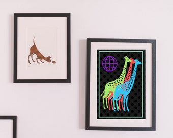 Modern Children's Wall Decor