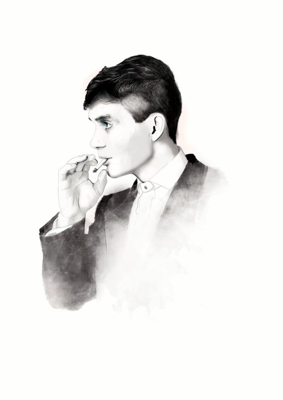 Cillian Murphy - Thomas Shelby - The Peaky Blinders