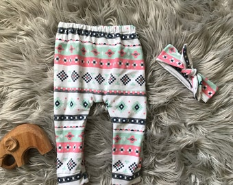 Baby and Toddler items, Baby leggings, 100% Cotton Knit leggings