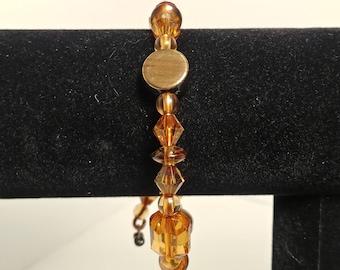 Adjustable Copper Bracelet/Armband