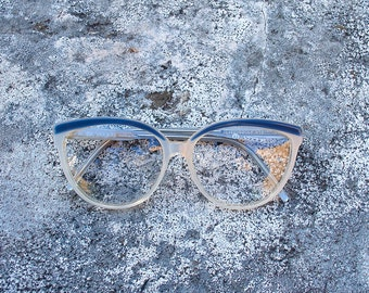 VOGUE - mod. Lise - Made in Italy - New old Vintage Frame from 80s