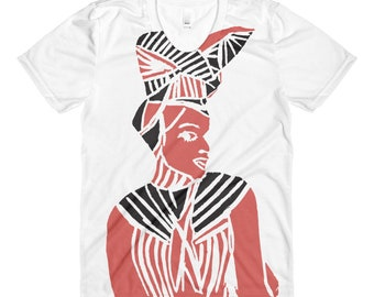 Gele'd Woman Graphic T-Shirt