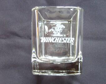 Winchester Logo Bar Glass, Highball Glass, Winchester