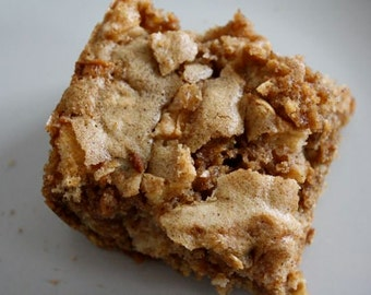 Vegan Peanut Butter Coffee Cake