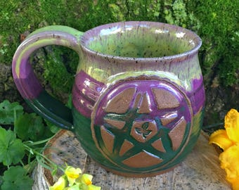 Earth Witch Mug (Wildflower)