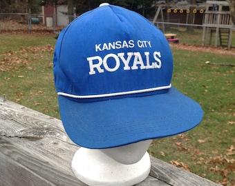 Vintage Kansas City Royals Baseball Hat