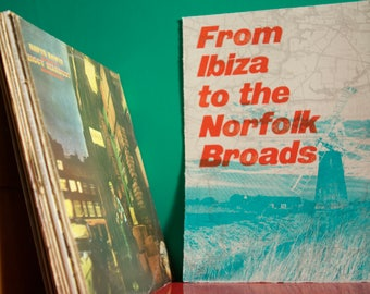 From Ibiza To The Norfolk Broads Print