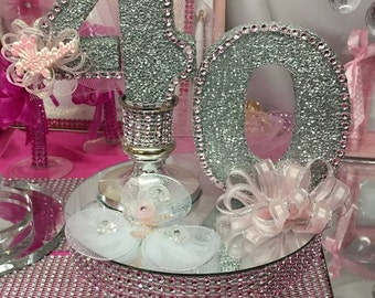 Birthday Cake Topper Table Centerpiece Decoration Party Supplies