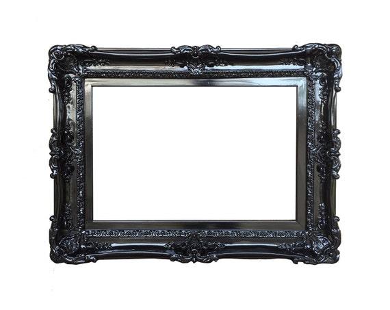 20x24 Large Picture Frame Black Frames Shabby Chic Frame