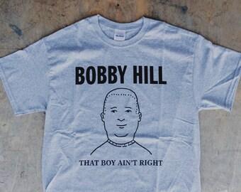 Bobby Hillo : KOTH / Descendents Tee Shirt
