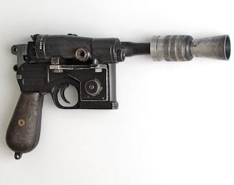 "DL-44 ""Han Solo"" Blasterpistole (ESB) 3D Print Kit"