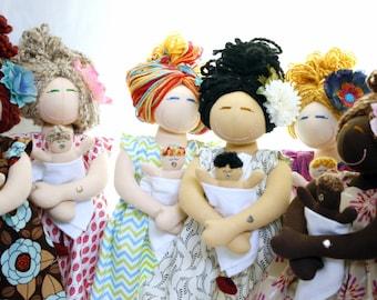 Personnaliser - accouchement et l'allaitement MamAmor Doll
