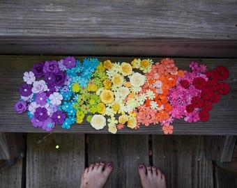 Step Onto A Rainbow , art print
