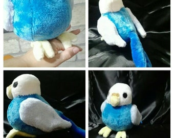 Bird plush
