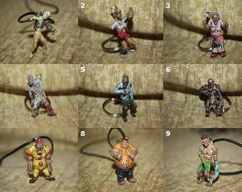 ZOMBIE - Necklaces, Keychains etc - The Walking Dead