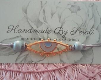 Against evil eye serali bracelet