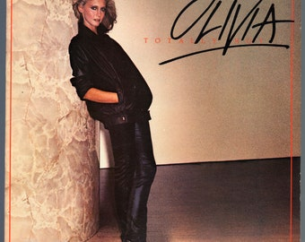 Olivia Newton-John - Totally Hot (1977) Vinyl LP  A Little More Love